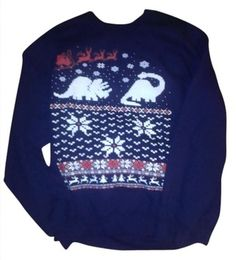 Ugly Christmas Ugly Ugly Nerd Sweater.