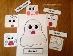 Ghost face and cards