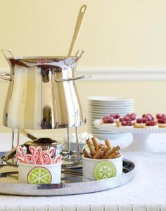 Hot Chocolate Bar Holiday Party Tips From Annie Marshall: Eat, Drink and Be Merry   Midwest Living