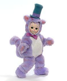 """Madame Alexander, Alice in Wonderland, 8"""" Cheshire Cat 66710"""