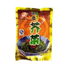 Guo Sheng Mustard Leaf 75g