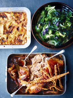 Overnight Roasted Pork Shoulder | Pork Recipes | Jamie Oliver