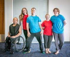 Stop Gap Dance Company, compañía de danza integrada, enriqueció con su arte la reunión europea de empleados de Triodos Bank.