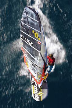 Go wind surfing