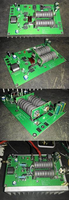 Ham Radio Amplifiers: New Ctt Apo 120-2520-30 6-12Ghz Medium Power