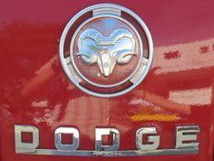 Dodge Ram Logo.