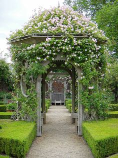 Seend Manor Rose Garden | by Paul *