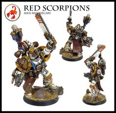 Red Scorpions MKII Apothecary | Flickr - Photo Sharing!