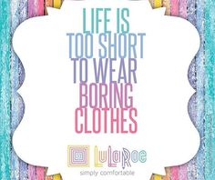 Make your life happy with LulaRoe with Tera!   Follow me on Facebook : https://www.facebook.com/groups/lularoetera/  and Instagram: lularoewithtera