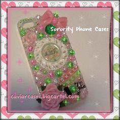 AKA Sorority Phone Case