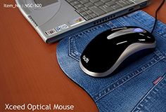 Actto USBPS2 Xceed Scroll full size Optical Mouse Black by iPremiertek ** Want to know more, click on the image.