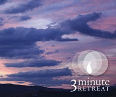 Living in Freedom 3 Minute Retreat