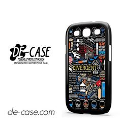 Divergent Art DEAL-3468 Samsung Phonecase Cover For Samsung Galaxy S3 / S3 Mini