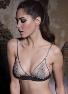 Buy Fleur of England luxury lingerie - Fleur of England Heiress Guipure  Boudoir Bra 9abb1cdc5