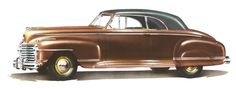 Oh, this is a gorgeous vintage car! This is digital clip art of a 1940 brown Dodge Coupe. This car clip art is incredible and would be a fabulous element in ...