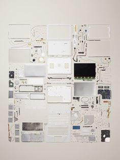 Laptop Computer — Component Count: 639 | 14 Pieces Of Dissected Technology That…