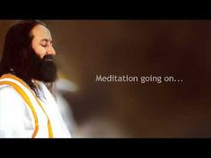 Hari Om Meditation led by Sri Sri Ravi Shankar, Art of Living Art Of Living Meditation, Meditation In Hindi, Meditation Youtube, Meditation Videos, Best Meditation, Healing Meditation, Meditation Music, Guided Meditation, Jai Gurudev