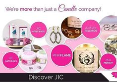 We have some of the best smelling candles and tarts that are made with 100% natural soy wax.. plus you get to choose what kind of jewelry you want!!! You should always have choices.. what would you choose?? #jic #candles #tarts #naturalsoywax #beautifuljewelry