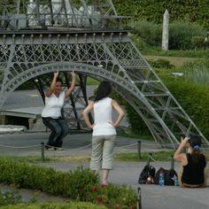 Parque Mini-Europe de Bruselas, los mejores momentos de la UE