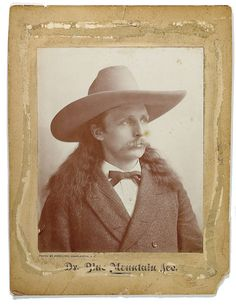 Photograph of Blue Mountain Joe, - Cowan's Auctions