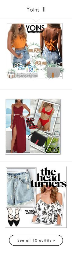 """""""Yoins III"""" by nejra-l ❤ liked on Polyvore featuring Agave, yoins, yoinscollection, loveyoins, Wall Pops!, Katie, Ethan Allen, Yves Saint Laurent, Naeem Khan and Charlotte Russe"""