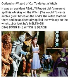An Outlandish Wizard of Oz by Betty Server Slide 12 of 16
