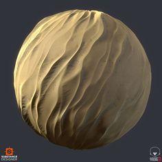 ArtStation - Desert Sand , .: Dete :.
