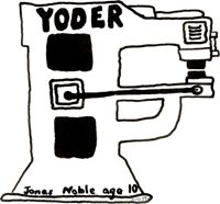 Yoder Power Hammer
