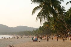 The best beaches in India - Las mejores playas de India