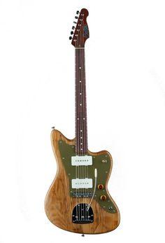 Anthony Da Mommio's White Pine Custom - - Creston Guitars