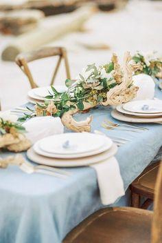 Elegant Mermaid Wedding inspiration | Bri Cibene Photography