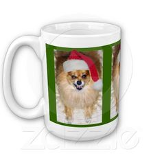 Bad Santa Christmas Cup Mugs
