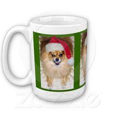 Bad Santa Christmas Cup Mugs
