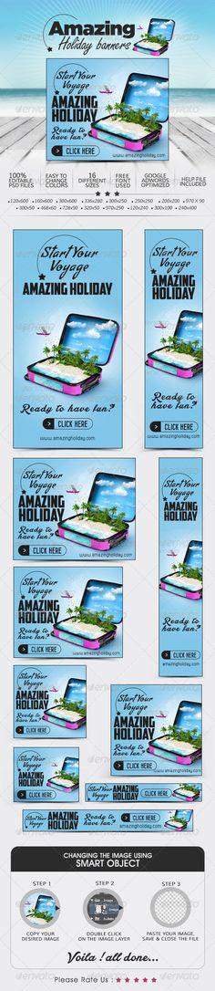 Travel Banners Template PSD | Buy and Download: http://graphicriver.net/item/travel-banners/7369304?WT.ac=category_thumb&WT.z_author=doto&ref=ksioks