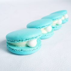 Mermaid Macarons | POPSUGAR Food Photo 10