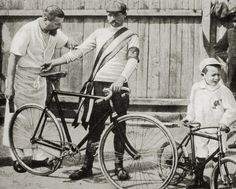Maurice Carin Winner Tour de France #retro #cycling #1903