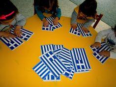 Προσχολική Παρεούλα : Η επανάσταση του Εικοσιένα με απλά λόγια .. Blog, Character, Blogging, Lettering