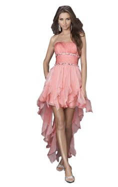 I almost bought this for homecoming last year... But I thought it was too formal:( I absolutely love it!