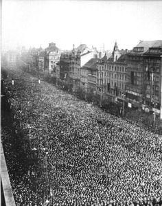 Похороны Сталина 1953г.