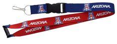 ~Arizona Wildcats Lanyard - Reversible~backorder