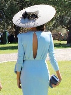 Wedding Hats For Guests, Pamela, Body Types, Shades Of Blue, Panama Hat, What To Wear, Bridesmaid, Glamour, Instagram