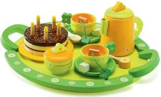For Madeline...cutest tea set ever. Have to get it from UK