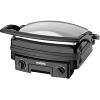 Waring WGR200U 4 in 1 Multi Grill - Gloss Black & Stainless Steel, Stainless Steel