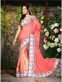 http://aiuchefashion.com/women-wear/saree/silk-sarees/92824975.html  This Delightful Diva Accoutre Features Unique Styling And Unusual Material. Add Richer Looks To Your Persona In This Majestic Tometo Bhagalpuri Silk Saree. The Bead, Patch Work & Resham Work Looks Chic And Perfect For Any Occasion.
