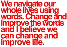 words matter quotes | Get this powerful book stuffed full of words and what to do with them ...