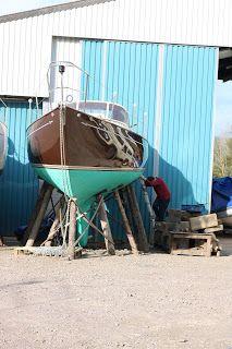 A Retirement Blog: Restoration Project 2, empty vessel now needs make-over
