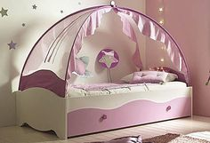 Amazing Interior Design Fairytale Canopy Beds For Your Little Princess!