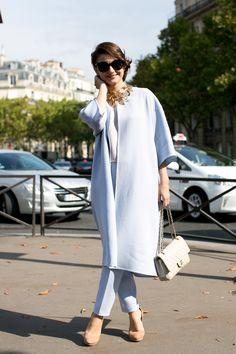 Très Chic! The Best Street Snaps at Paris Fashion Week