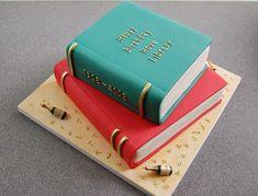 book cakes - Pesquisa Google