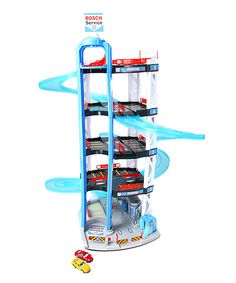 Another great find on #zulily! Five-Level Car Park Set by  #zulilyfinds